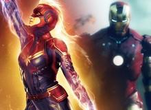 Chuyện cát-xê ở Marvel: Captain Marvel lương cao gấp 10 lần Iron Man ngày đầu là có lí do