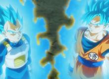 10 điều thú vị mà các fan của Dragon Ball chưa được biết về Super Saiyan Blue (P.2)