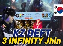 LMHT: 4 lối chơi siêu dị đang được game thủ Thách Đấu Hàn Quốc vô cùng ưa chuộng