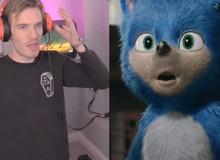 Pewdiepie nguệch ngoạc một bức tranh Sonic, fan đấu giá hơn 30 tỷ VND để sở hữu