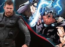 """Không chỉ trong Avengers: Endgame, Thor """"bụng bia"""" cũng từng xuất hiện nhưng cái kết thì cực kỳ thảm hại"""