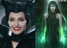 Chán làm tiên hắc ám, Angelina Jolie sang Marvel làm nữ siêu anh hùng