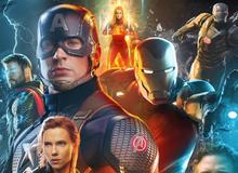 Avengers: Endgame đã vượt mặt Titanic trên bảng xếp hạng doanh thu với 2,188 tỉ USD sau 10 ngày công chiếu rồi đấy!