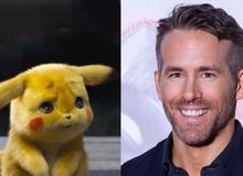 Vì sao Ryan Reynolds lại được chọn để vào vai thám tử Pikachu?
