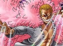 One Piece: Những điều thú vị về Doflamingo- nhân vật phản diện được yêu thích nhất thế giới hải tặc