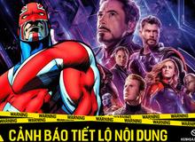 """Đội trưởng Mỹ vừa """"nghỉ hưu"""", Đội trưởng Anh đã được giới thiệu ngay trong Avengers: Endgame mà không ai biết!"""