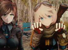"""Bản Mod này của Fallout 4 sẽ giúp các gamer thực hiện niềm ao ước sở hữu dàn... """"Harem"""""""