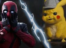 """Tin được không? Pokémon Pikachu bị leak toàn bộ nội dung trước thềm công chiếu…bởi """"Deadpool"""""""