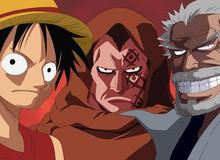 """One Piece: 5 gia tộc quyền lực nhất thế giới hải tặc, số 1 toàn thành phần """"máu mặt"""" không ai dám đụng vào"""