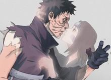 Khi các nhân vật trong Naruto được ngôn tình hóa dưới ngòi bút của fan, thế giới này vốn dĩ màu hồng biết bao