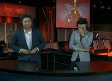 LMHT: Bình luận viên VETV khiến cộng đồng quốc tế phát sốt vì những giọt nước mắt đầy cảm xúc sau chiến thắng của PVB