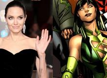 """Gia nhập MCU, Sersi của Angelina Jolie mạnh khủng khiếp cỡ nào mà khiến fan bảo """"chị chơi một mình đi"""""""