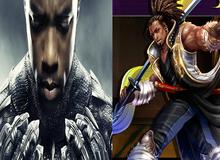 """""""Black Panther"""" Chadwick Boseman sẽ trở thành Samurai da màu đầu tiên trong Yasuke của Nhật Bản"""