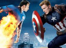 Chán làm Captain America, Chris Evans muốn trở thành Human Torch 1 lần nữa trong vũ trụ điện ảnh Marvel