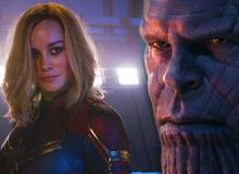 Không phải Captain Marvel, Thanos mới là nhân vật hùng mạnh nhất MCU?