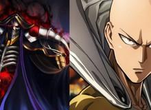 One Punch Man và 7 anime/manga mà nhân vật chính siêu mạnh, áp đảo mọi kẻ thù ngay từ khi bắt đầu
