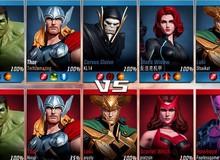 MARVEL Super War kết thúc đợt Close Beta, 10 người chơi thử thì 9 người khen