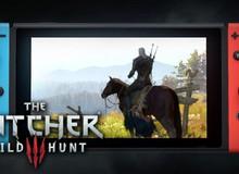 """Tin mừng cho fan Geralt, Witcher 3 sẽ phát hành bản """"di động"""""""