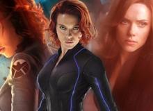 """Những hình ảnh hậu trường đầu tiên của Black Widow cho thấy """"góa phụ đen"""" có thể hồi sinh sau Endgame?"""