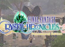 Siêu phẩm Final Fantasy Crystal Chronicles hứa hẹn sẽ ra mắt ngay cuối năm nay