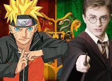 16 điểm giống nhau bất ngờ giữa 2 tác phẩm đình đám Naruto và Harry Potter (Phần 2)