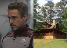 Tiền nhiều để làm gì? Đi thuê nhà của đại gia Iron Man ở ngay thôi!