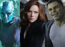 10 nhân vật xứng đáng có phim riêng trong vũ trụ điện ảnh Marvel