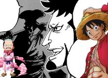 One Piece: Oden Kozuki có thể đã ăn một trái ác quỷ Zoan huyền thoại liên quan đến Cáo chín đuôi?