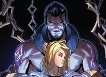 LMHT: Riot lại hé lộ, tình cảm của Lux bị gã 'tử tù' Sylas trêu đùa và lợi dụng