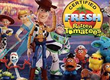 Toy Story 4 xuất sắc đạt 100% điểm trên Rotten Tomatoes, giới phê bình nói gì về điều này?