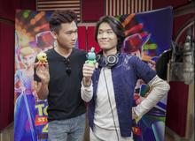 """Hai vựa muối của làng giải trí: Quang Trung – Xuân Nghị hóa thân thành bộ đôi hài hước Ducky – Bunny trong """"Toy Story 4"""""""