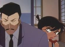 """Đáng lý Kogoro Mori sẽ """"khó sống"""" sau khi nhận 50 cây kim tẩm thuốc mê trong vòng nửa năm từ Conan"""