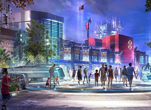 """Disney chuẩn bị cho ra mắt công viên theo chủ đề """"vũ trụ Marvel"""""""