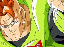 """Dragon Ball: Hé lộ nguồn gốc thật sự của Android 16- nhân vật """"tàn ác"""" có lòng nhân từ nhất thế giới Bi Rồng"""