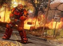 Game hậu tận thế Fallout 76 giới thiệu phần chơi sinh tồn 1 vs 52