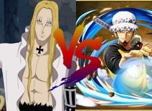 One Piece: 7 cuộc chiến dữ dội đã diễn ra giữa các thành viên thuộc thế hệ tồi tệ nhất