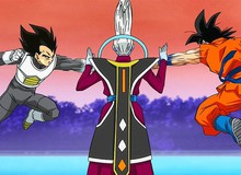 Thiên sứ Whis và 10 nhân vật có khả năng điều khiển thời gian mạnh nhất trong anime