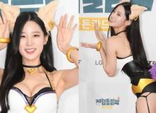 """LMHT: Nữ idol K-pop vô danh bỗng nổi như cồn với màn cosplay K/DA Ahri theo style """"bức tử"""" vòng 1"""