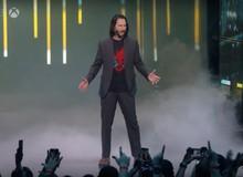 """Hò hét như """"trẻ trâu"""" ngay giữa buổi họp báo, nam game thủ được tặng luôn bản xịn xò nhất của Cyberpunk 2077"""