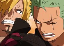 """One Piece: Zoro và Sanji """"khác lạ"""" dưới nét vẽ của 12 họa sĩ truyện tranh nổi tiếng"""