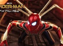 """Tổng hợp 4 bộ giáp siêu đẳng mà """"Nhện Nhọ"""" sẽ trình diễn trong Spider-Man: Far From Home"""