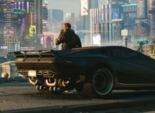 """Cyberpunk 2077 sẽ khóa tính năng lái """"xe bay"""" của người chơi"""