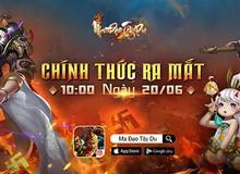 Chinh chiến liên tục cùng Bang hội trong game mới Ma Đạo Tây Du