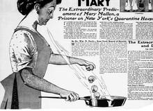 Typhoid Mary: Người phụ nữ đáng sợ nhất lịch sử, gieo rắc cái chết qua từng đĩa ăn