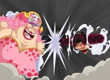 Spoiler One Piece 946: Nữ Tứ Hoàng nổi điên tấn công... Luffy quyết tâm dùng Big Mom để luyện Haki
