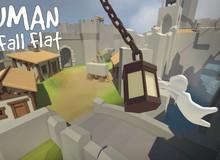 Human: Fall Flat - game giải đố vận dụng hệ thống vật lý chốt ngày ra mắt bản mobile