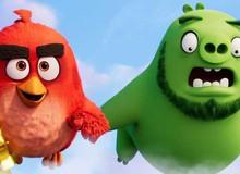 """The Angry Birds Movie 2 tung trailer cuối hé lộ màn hợp tác lịch sử giữa """"Chim điên và Heo xanh"""""""