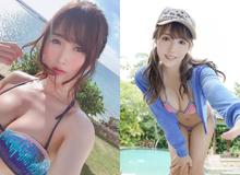 Xem loạt ảnh bikini nóng bỏng của các idol phim người lớn Nhật Bản