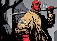 """Hellboy và 9 bộ truyện tranh kinh dị đáng đọc nhất cho người thích thử cảm giác """"rùng rợn"""""""