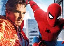 """Spider Man muốn thân thiết hơn với Doctor Strange, liệu bác sĩ Trang có muốn làm """"ông chú"""" tiếp theo của Nhện Nhọ?"""
